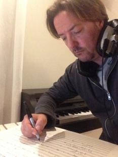 Composing for the next piano album