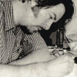 Composing at 3am. Birmingham September 2001 Koba Man of Steel (musical)